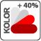 A fehértől eltérő, egyéb színű fűtőtestek árai a katalógus árnál 40%-al. magasabbak.