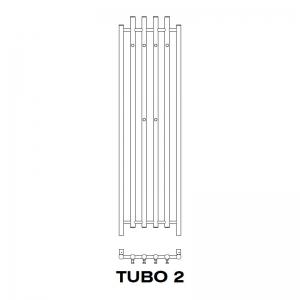 Tubo - műszaki rajz